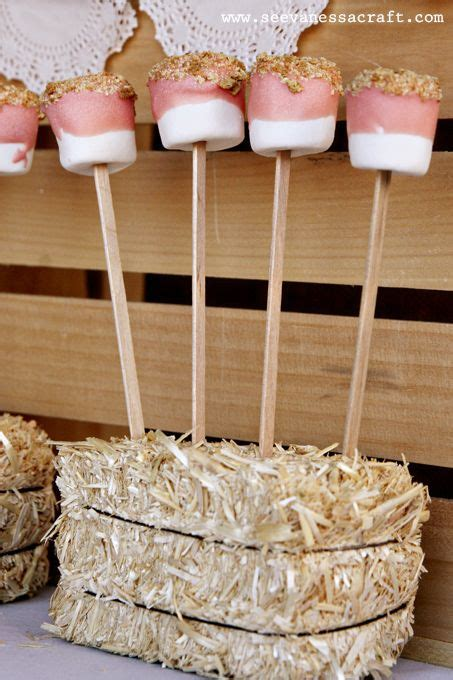 marshmallow for bridal showers 16 best themed bridal shower images on birthday ideas