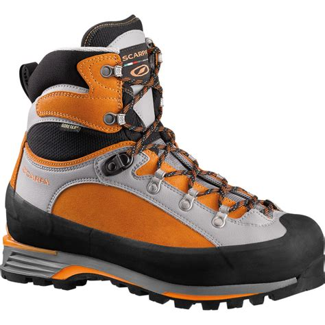 mens mountaineering boots scarpa triolet pro gtx mountaineering boot s