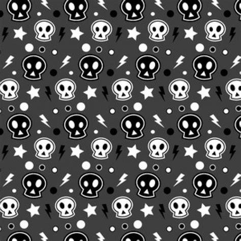 illustrator pattern from jpg funky skull halloween seamless illustrator pattern vector