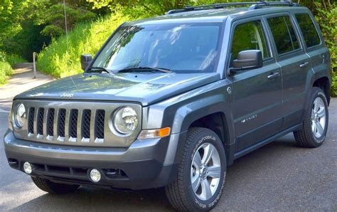 Jeep Patriot Reviews 2012 2012 Jeep Patriot Review Digital Trends
