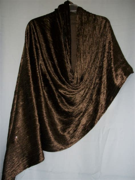 Fashmina Velvet warm shawl chocolate velvet scarf wrap indian shawls supplier in usa