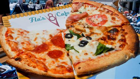 Pizza, Pizza, and More Disney Cruise Pizza ? The Disney Cruise Line Blog