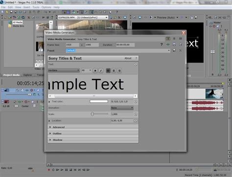 vegas pro scripting tutorial vegas pro 14 download techtudo