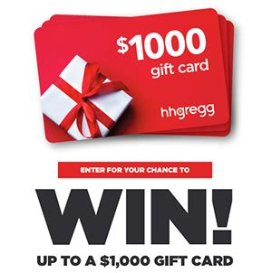 Greggs Gift Card - hhgregg gift card giveaway free 4 seniors