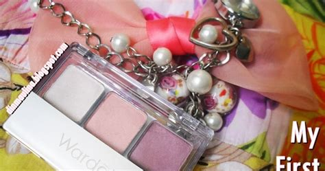 Review Eyeshadow Wardah H the journey of pinkcess my eye shadow review