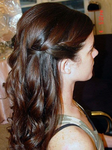 Wedding Hair Up Covering Ears by 17 Best Images About Half Up Half Wedding Hairstyles
