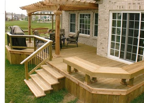exterior design and decks backyard decks design ideas interior exterior home