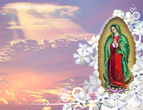 free wallpaper virgen guadalupe the art of rocky vidal our lady of guadalupe sky background