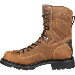 Georgia Comfort Core Logger Boots Georgia Boot Comfort Core Logger Waterproof Work Boots