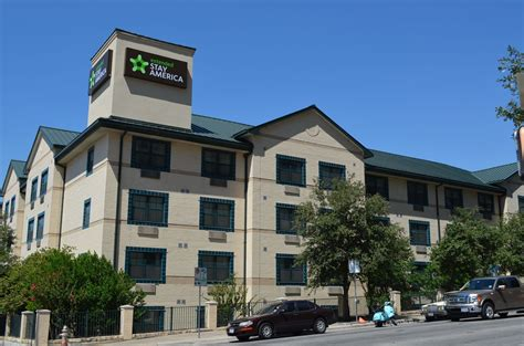 extended stay america downtown 6th st from