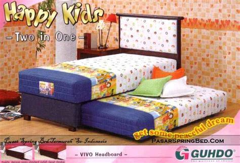 Bed Guhdo No 2 bed 2 in 1 harga bed termurah di indonesia