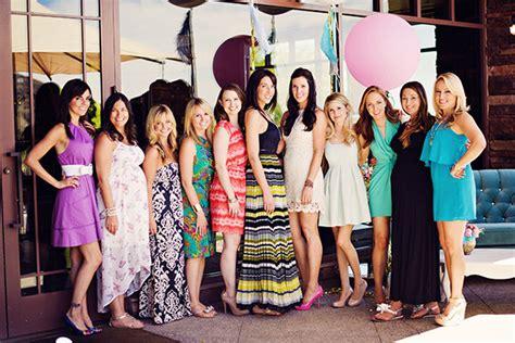 Bridal Shower Dress Code by 100 Inspiring Bridal Shower Ideas Bridalguide