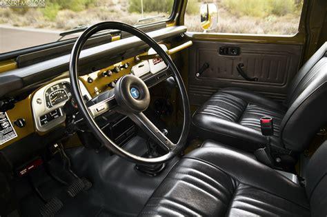Fj40 Interior by 1977 Toyota Fj40 Land Cruiser 1977 Toyota Fj40 Land