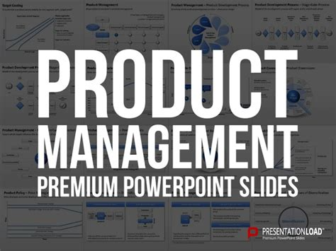 Product Management Ppt Slide Template Product Management Presentation Template