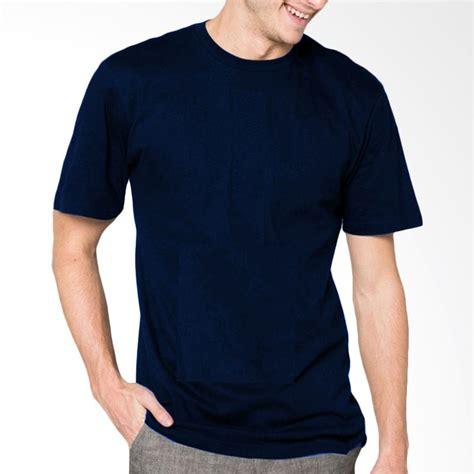 Simpple Aparel Neck Navy jual vm polos o neck simple navy blue kaos pria harga kualitas terjamin blibli
