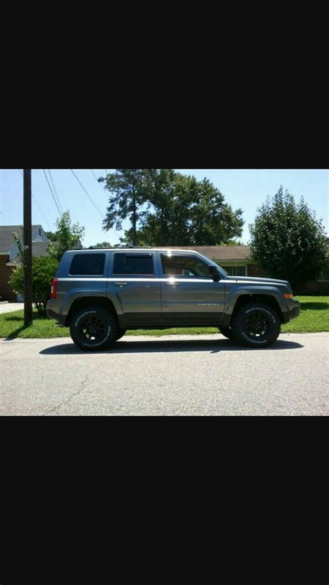 1000 ideas about jeep patriot lifted on jeep