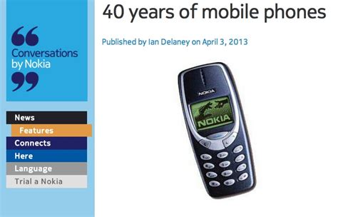 best phones of 2013 40 years of mobile phones 9 out of 10 best selling phones