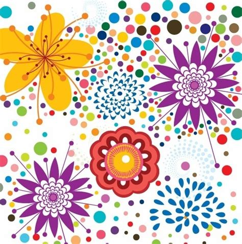 web pattern vector free vector floral pattern background free vector in