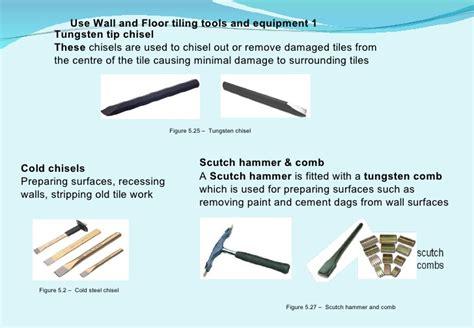 wall  floor tiling tools  equipment