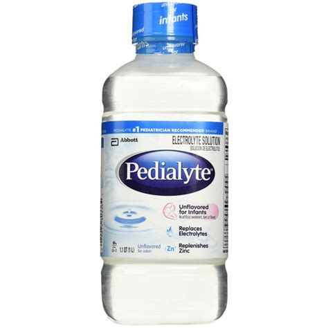 is pedialyte for dogs pedialyte electrolyte solution unflavored 33 80 oz pharmapacks