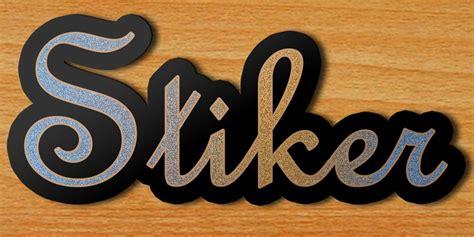 Desain Kemeja Menggunakan Photoshop | desain stiker menggunakan photoshop