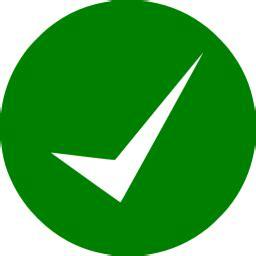 green check mark  icon  green check mark icons