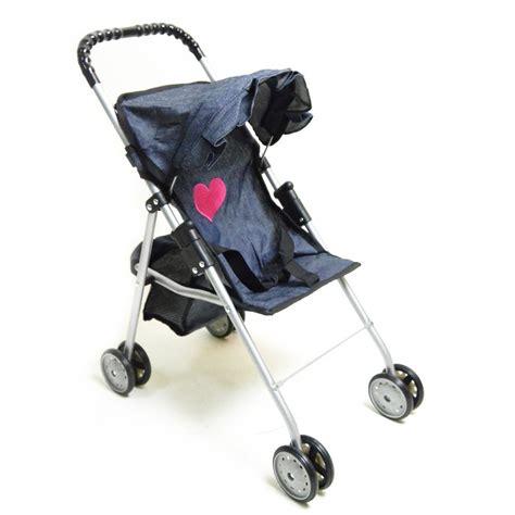 Stroller Baby Does 234 Origin my doll stroller denim for baby doll ebay