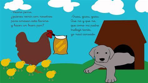 cuentos ilustrados de las 1409558924 cuentos infantiles la gallina marcelina cuentostube com youtube