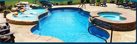 Custom Home Designs by Tallman Fiberglass Pools Tallman Pools