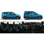 Dacia Lodgy Stepway And Dokker Pricing Announced