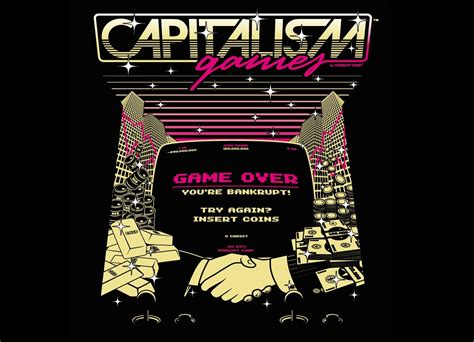 design is capitalism capitalism games by manos lakoutsis threadless