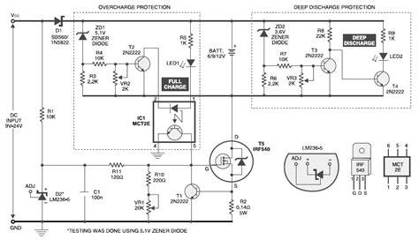 6v battery charger circuit diagram 6v 9v 12v battery charger with constant current