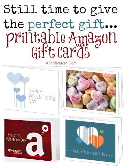 Last Minute Gift Idea Gift Cards - a thrifty mom diy recipes crafts online deals amazon deals nail art