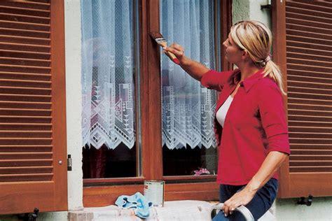 Holz Fensterrahmen Lackieren by Deutsches Lackinstitut Bilder