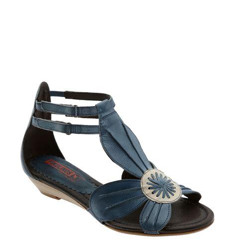 blue gladiator sandals pikolinos pikolinos formentera gladiator sandal in blue