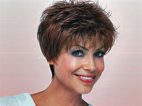 hair colours for middle aged womaen very short hairstyles for middle aged women medium hair