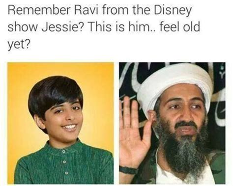 Feeling Old Meme - ravi from jessie feel old yet know your meme
