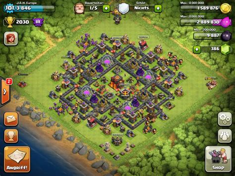 th10 layout names town hall level 10 farming base clash of clans town hall