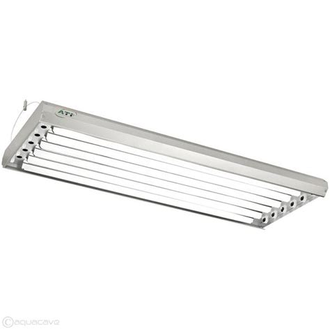 T5 High Output Light Fixtures 24 6x24w Ati Sunpower T5 High Output Light Fixture Aquacave