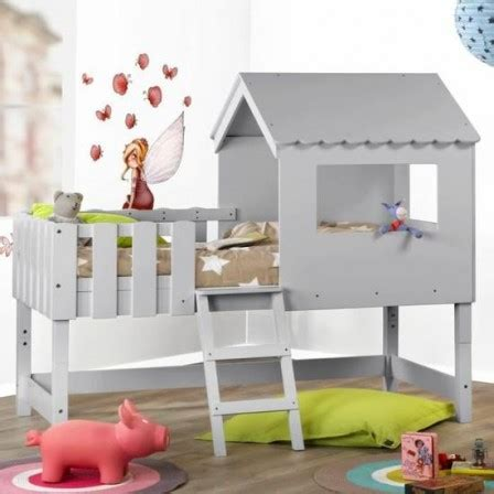 beautiful idee lit enfant with alinea lit cabane