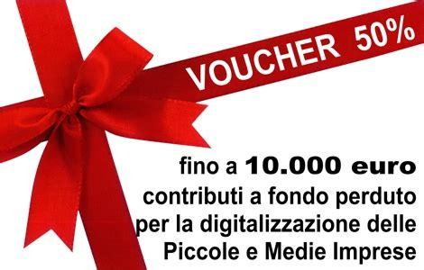 Voucher Tri Zero 2k Contributi A Fondo Perduto Voucher Da 10000 Per La
