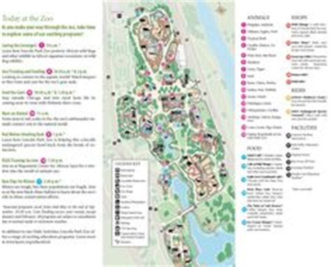 lincoln park zoo map potter park zoo lansing mi size for ones great children s farm zoos