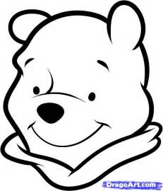How to draw winnie the pooh easy step by step disney characters