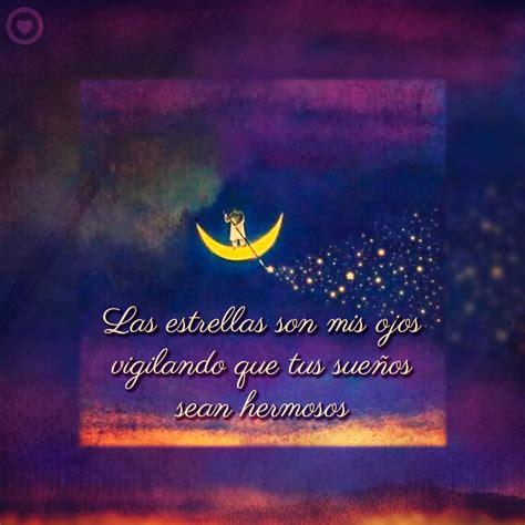 imagenes muy bonitas de estrellas bonita imagen de buenas noches con frase