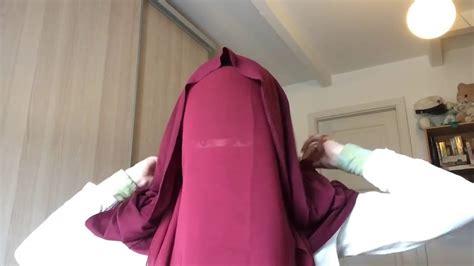 niqab tutorial with eye veil niqab tutorial with eye veil eye cover youtube