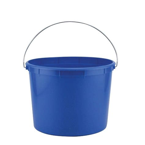 leaktite 2 5 qt plastic pail 30 pack 210648 the home