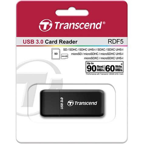 Card Reader Team Tr1321 Sd Card Micro Sd Reader Usb 3 0 transcend usb 3 0 sd microsd memory card reader