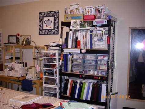 sewing room organization sewing friends wearables
