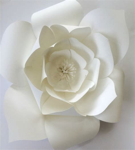 diy paper flower template paper flowers diy template thin