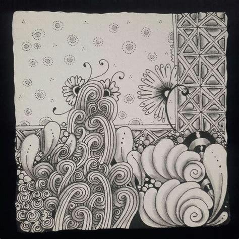 zentangle pattern nzeppel 17 best images about art projects zentangle on pinterest